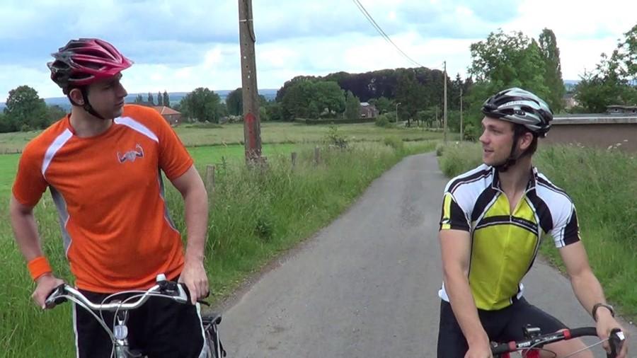 Bertrand et François Voncken ont testé pour vous le vélo cyclisme pour le site Sporclap. Qu'est-ce que le cyclisme ?