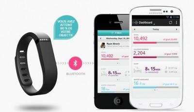 Le Flex de Fitbit