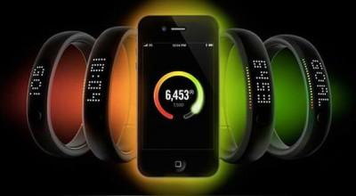 Le bracelet Fuelband de Nike
