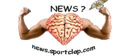 Aller sur Sportclap NEWS