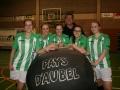 Equipe Dames de Kin-Ball (Aubel)