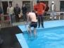 La nage hivernale